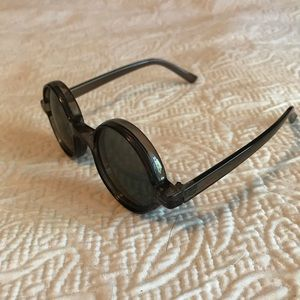 Urban Outfitters Accessories - John Lennon Hippy Round Sunglasses - UO